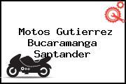 Motos Gutierrez Bucaramanga Santander