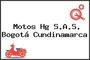 Motos Hg S.A.S. Bogotá Cundinamarca