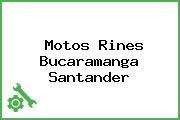 Motos Rines Bucaramanga Santander