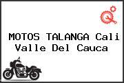 MOTOS TALANGA Cali Valle Del Cauca