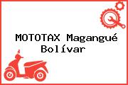 MOTOTAX Magangué Bolívar