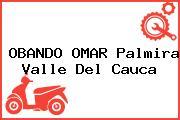 OBANDO OMAR Palmira Valle Del Cauca