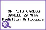 ON PITS CARLOS DANIEL ZAPATA Medellín Antioquia