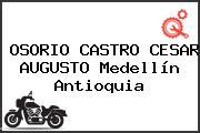 OSORIO CASTRO CESAR AUGUSTO Medellín Antioquia