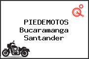 PIEDEMOTOS Bucaramanga Santander