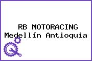 RB MOTORACING Medellín Antioquia