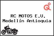 RC MOTOS E.U. Medellín Antioquia