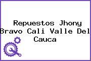 Repuestos Jhony Bravo Cali Valle Del Cauca