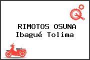 RIMOTOS OSUNA Ibagué Tolima