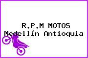 R.P.M MOTOS Medellín Antioquia