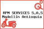 RPM SERVICES S.A.S Medellín Antioquia