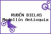 RUBÉN BIELAS Medellín Antioquia