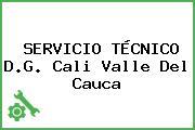 SERVICIO TÉCNICO D.G. Cali Valle Del Cauca