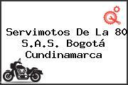 Servimotos De La 80 S.A.S. Bogotá Cundinamarca