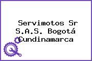 Servimotos Sr S.A.S. Bogotá Cundinamarca