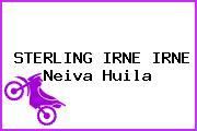 STERLING IRNE IRNE Neiva Huila