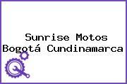 Sunrise Motos Bogotá Cundinamarca