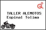 TALLER ALEMOTOS Espinal Tolima