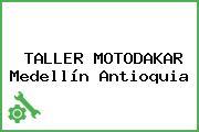 TALLER MOTODAKAR Medellín Antioquia