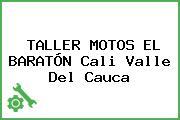 TALLER MOTOS EL BARATÓN Cali Valle Del Cauca
