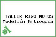 TALLER RIGO MOTOS Medellín Antioquia