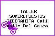 TALLER SUKIREPUESTOS PIEDRAHITA Cali Valle Del Cauca