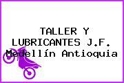 TALLER Y LUBRICANTES J.F. Medellín Antioquia