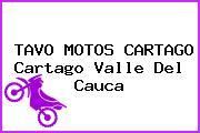 TAVO MOTOS CARTAGO Cartago Valle Del Cauca