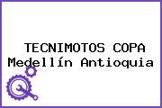 TECNIMOTOS COPA Medellín Antioquia