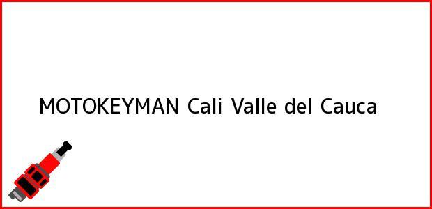 Teléfono, Dirección y otros datos de contacto para MOTOKEYMAN, Cali, Valle del Cauca, Colombia