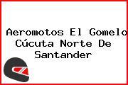 Aeromotos El Gomelo Cúcuta Norte De Santander