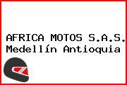 AFRICA MOTOS S.A.S. Medellín Antioquia