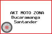 AKT MOTO ZONA Bucaramanga Santander