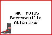 AKT MOTOS Barranquilla Atlántico