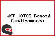 AKT MOTOS Bogotá Cundinamarca