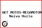 AKT MOTOS-MEGAMOTOR Neiva Huila