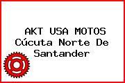 AKT USA MOTOS Cúcuta Norte De Santander