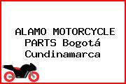 ALAMO MOTORCYCLE PARTS Bogotá Cundinamarca