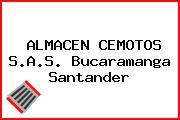 ALMACEN CEMOTOS S.A.S. Bucaramanga Santander