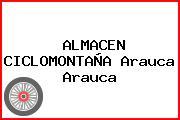 ALMACEN CICLOMONTAÑA Arauca Arauca