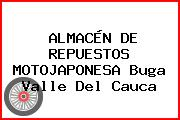 ALMACÉN DE REPUESTOS MOTOJAPONESA Buga Valle Del Cauca
