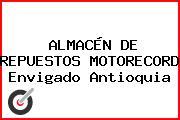ALMACÉN DE REPUESTOS MOTORECORD Envigado Antioquia