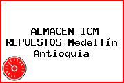 ALMACEN ICM REPUESTOS Medellín Antioquia