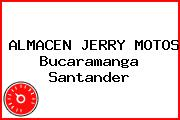 ALMACEN JERRY MOTOS Bucaramanga Santander