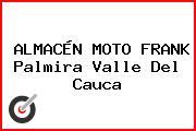 ALMACÉN MOTO FRANK Palmira Valle Del Cauca