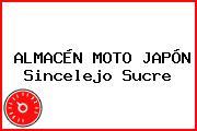 ALMACÉN MOTO JAPÓN Sincelejo Sucre
