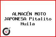 ALMACÉN MOTO JAPONESA Pitalito Huila