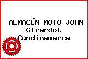 ALMACÉN MOTO JOHN Girardot Cundinamarca