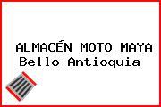 ALMACÉN MOTO MAYA Bello Antioquia