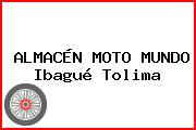 ALMACÉN MOTO MUNDO Ibagué Tolima